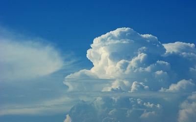 夏雲の写真3