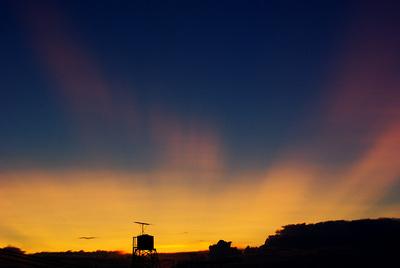 夕焼け雲3