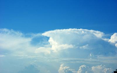 夏雲の写真2